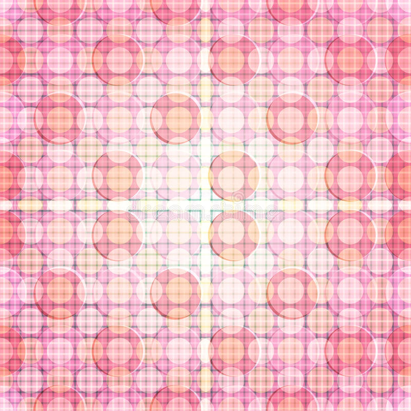 Download Pink Glare Dot Pattern Of Repeat Royalty Free Stock Photography - Image: 22601317