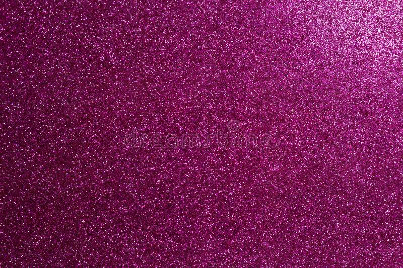 Pink glitter stock photos