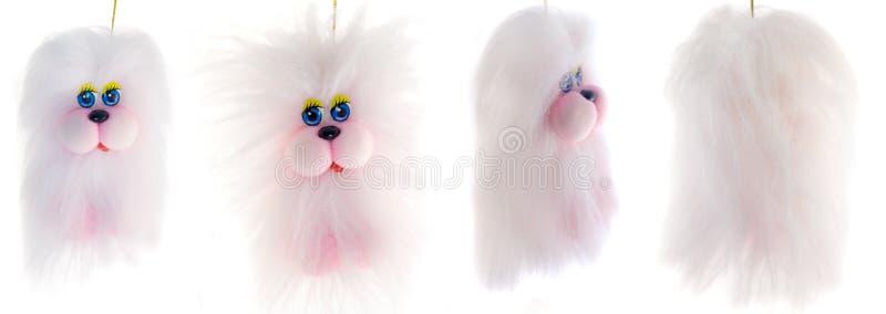 Pink goblin stock image