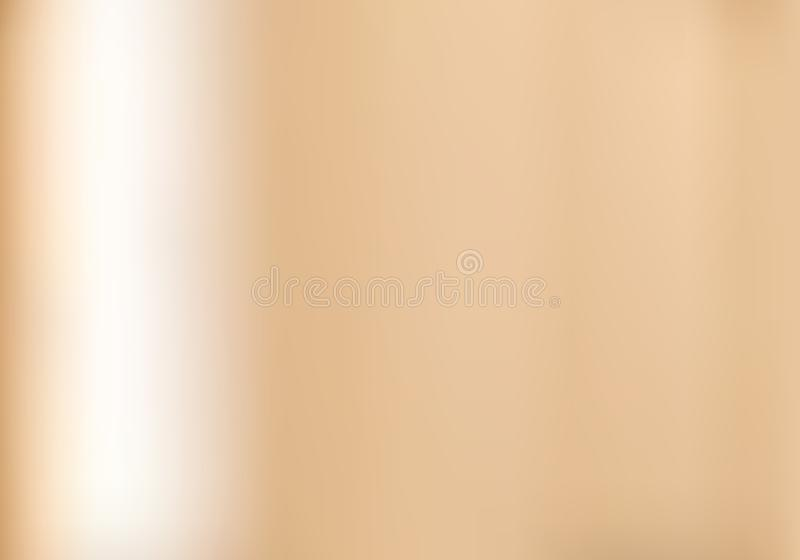 Pink gold gradients background luxury style. Metal texture aluminum brushed stainless vector illustration