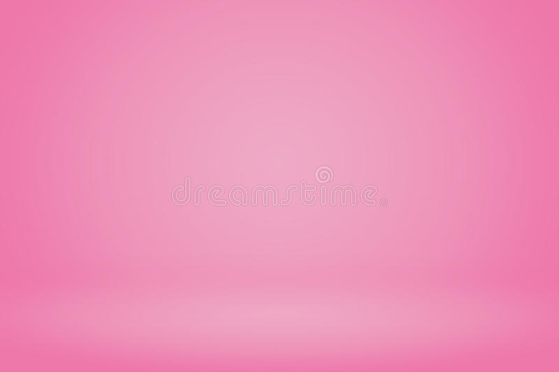 Pink gradient abstract background royalty free stock photography