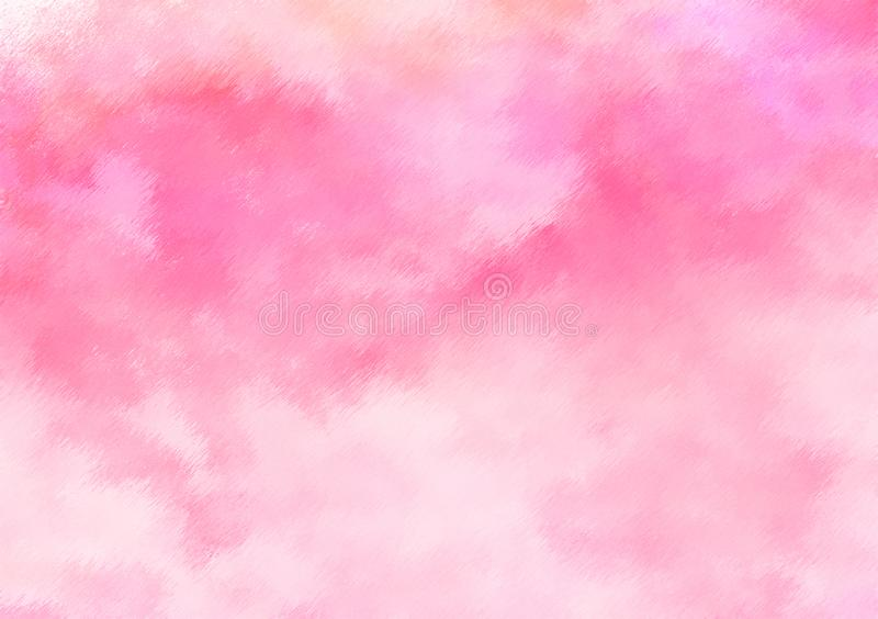 Pink gradient textured background wallpaper design. For text and image layout royalty free stock images