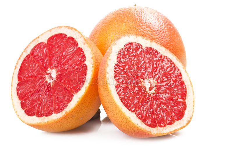 Download Pink grapefruit stock image. Image of portion, grapefruit - 31367293