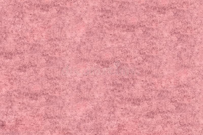Pink grunge textured background with horizontal orientation. Soft pastel white pink color wall background texture . Abstract concrete stucco, painted cement royalty free stock photos