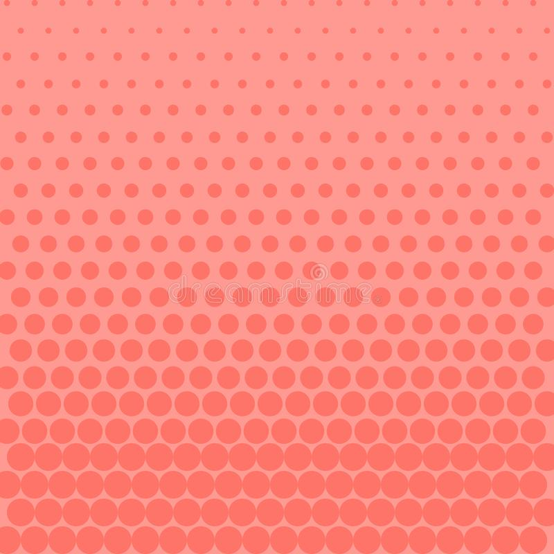 Free Pink Halftone Gradient Dots Background. Vector Illustration Royalty Free Stock Images - 140366189