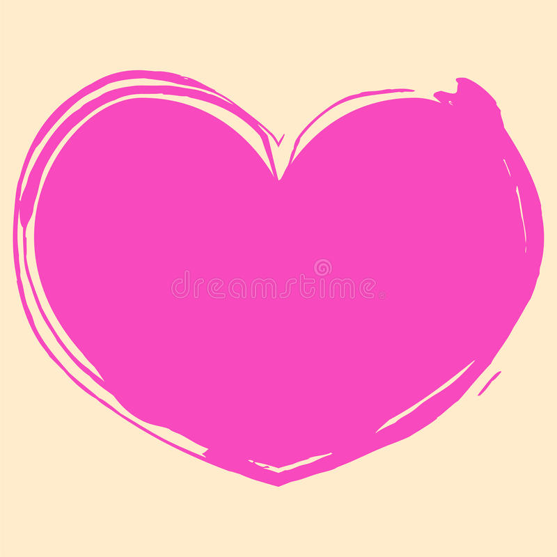 Pink Heart Template Urgup Kapook Co