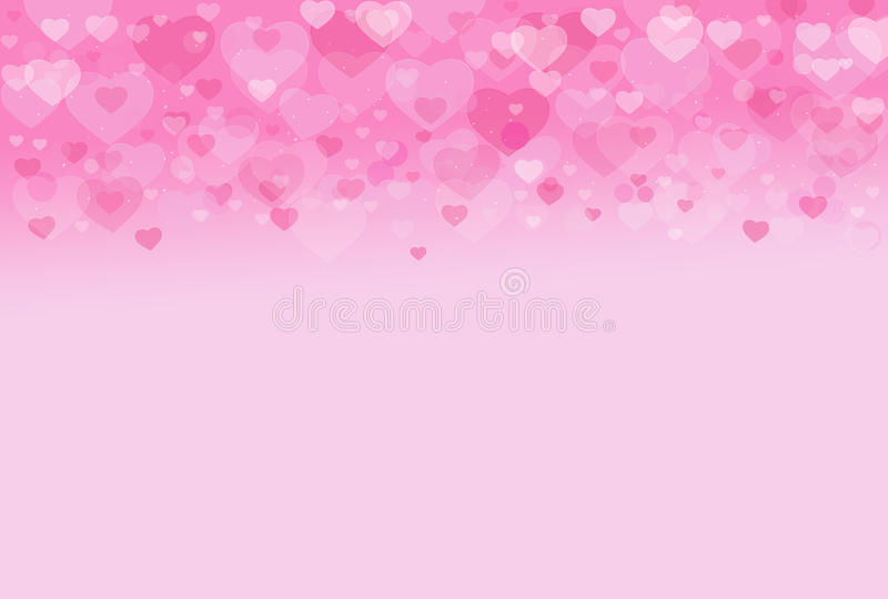 Pink heart valentine sweet background stock image image of download pink heart valentine sweet background stock image image of wallpaper light 49834043 voltagebd Choice Image