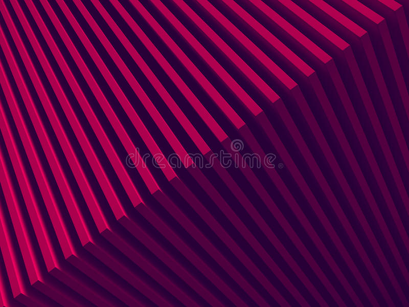 Download Pink High Resolution Geometric Background Stock Illustration