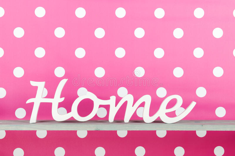 Download Pink at home stock image. Image of wall, colorful, spotted - 38443539