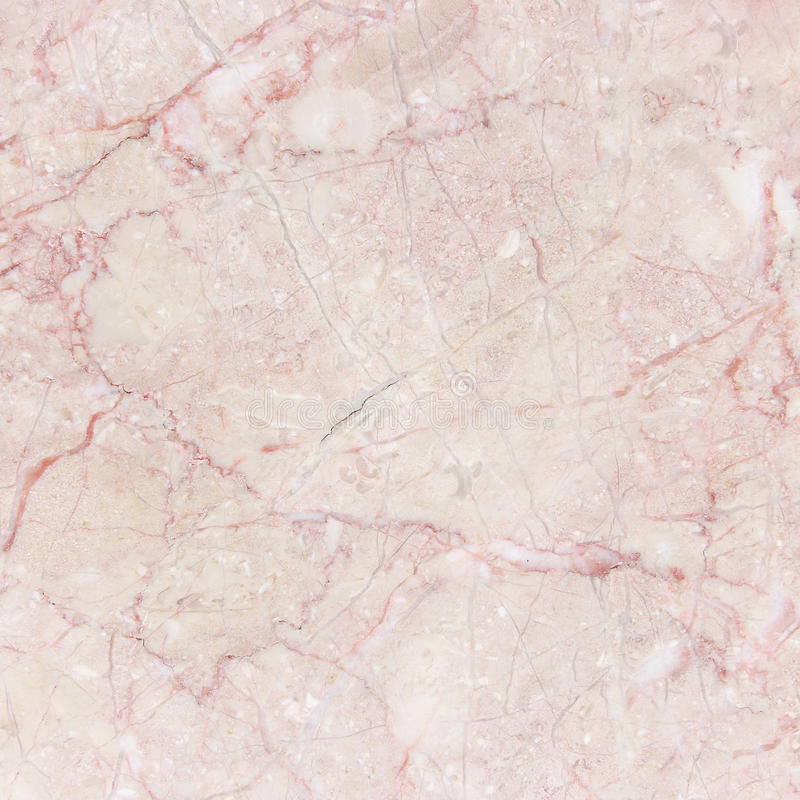 Download Pink Italian Marble With Natural Pattern Stock Image