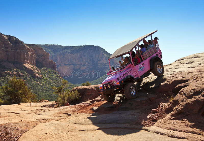 Pink Jeep Broken Arrow Tour Video