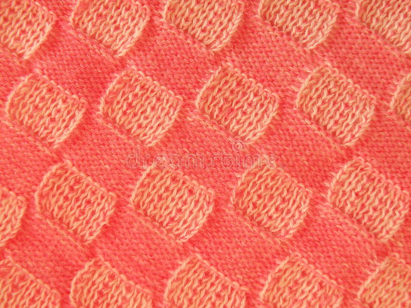 Download Pink knitting texture stock image. Image of knitting - 15801457