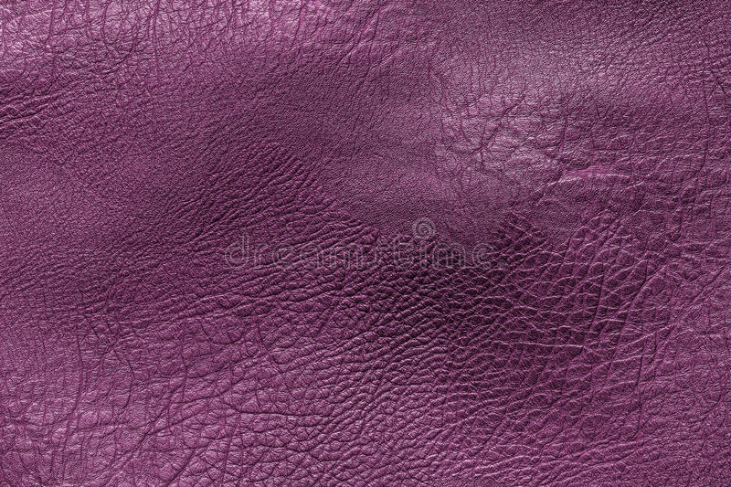 Pink leather texture background royalty free stock photography
