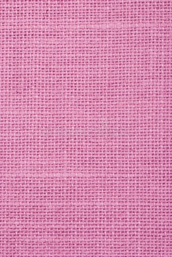 Download Pink Linen stock image. Image of close, fabric, texture - 6427075