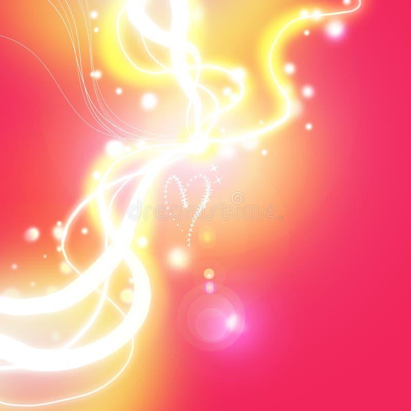 Download Pink love stock illustration. Image of cute, love, striking - 2315100