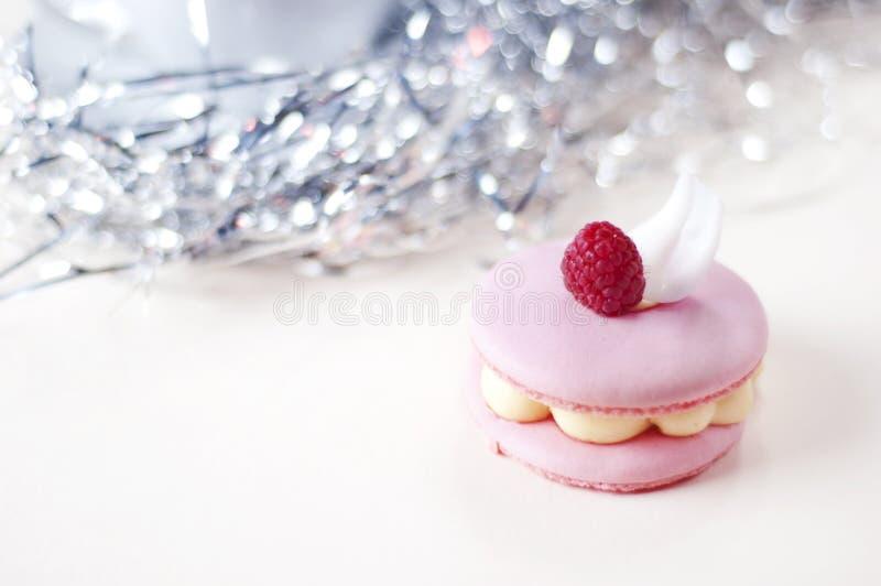 Download Pink macaron stock image. Image of food, pink, fresh - 26776183