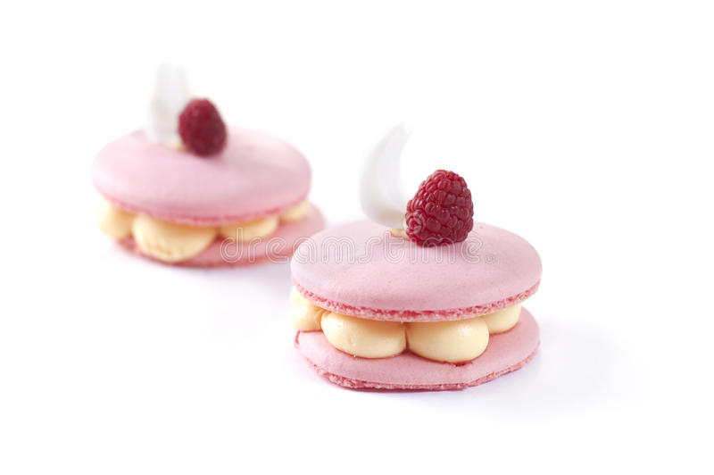 Download Pink Macaron Royalty Free Stock Image - Image: 26776236