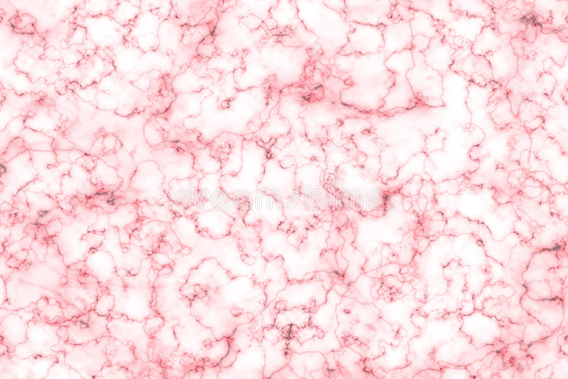 Pink marble abstract background and texture for pattern or product design royalty free stock images