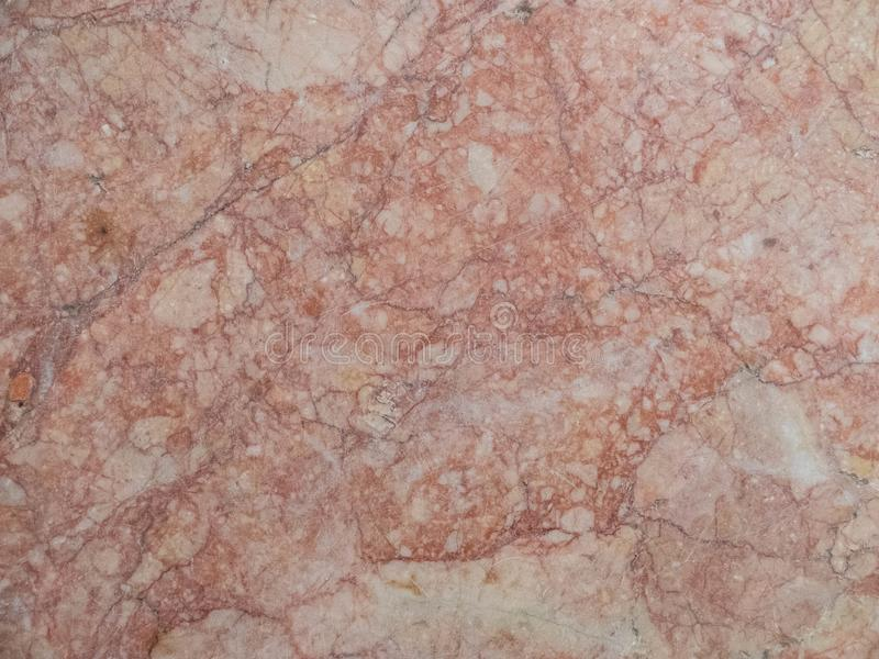 Pink marble texture. Stone background seamless pattern.  royalty free stock images