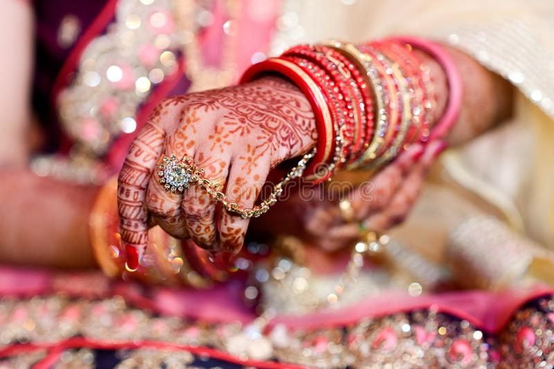 Pink, Mehndi, Tradition, Close Up royalty free stock images