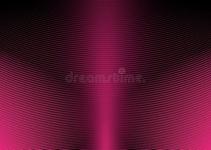 Pink metal background stock photo