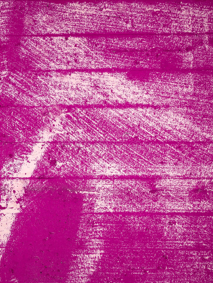 Pink painted grungy texture royalty free stock images