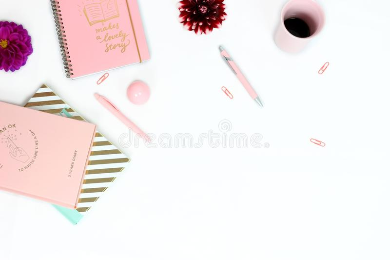 Pink, Paper, Font royalty free stock photography