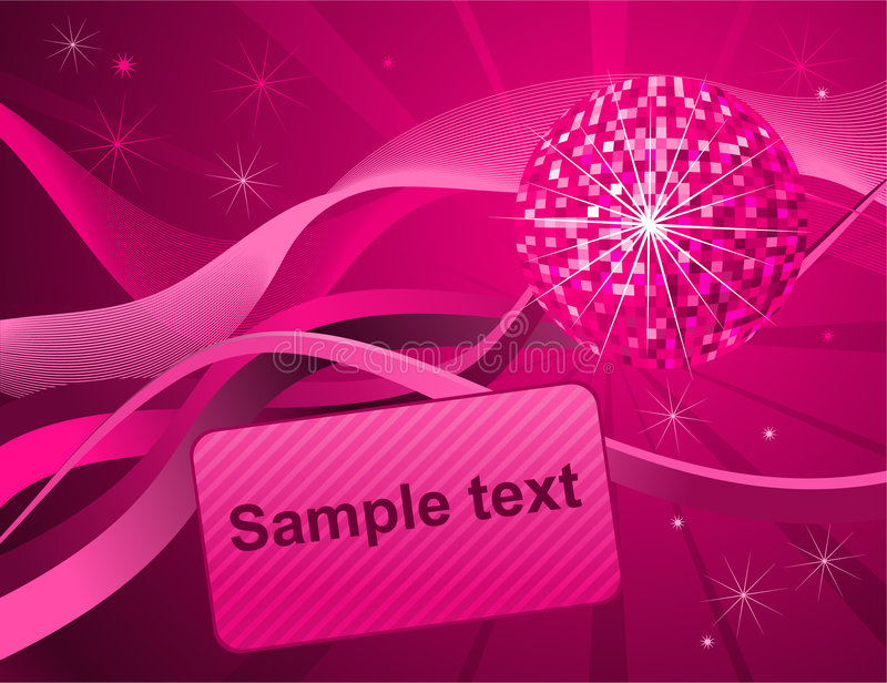 Download Pink Party Background Stock Photos - Image: 8342093