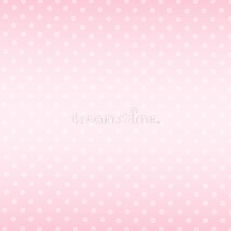 Pink Pattern Abstract Background Valentine Day Gift Card Holiday stock illustration