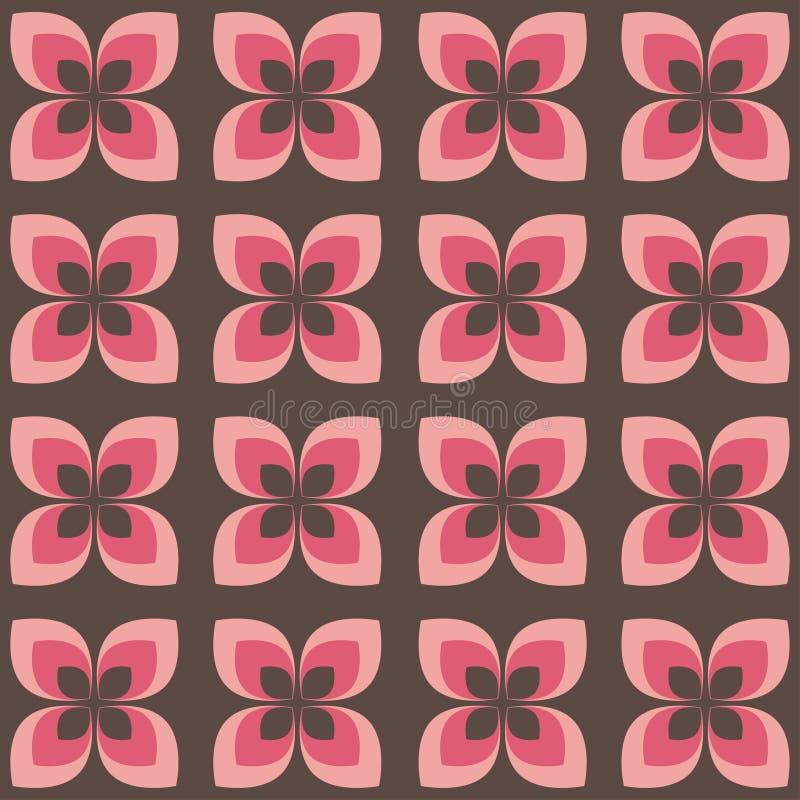 Pink, Pattern, Flower, Design stock image