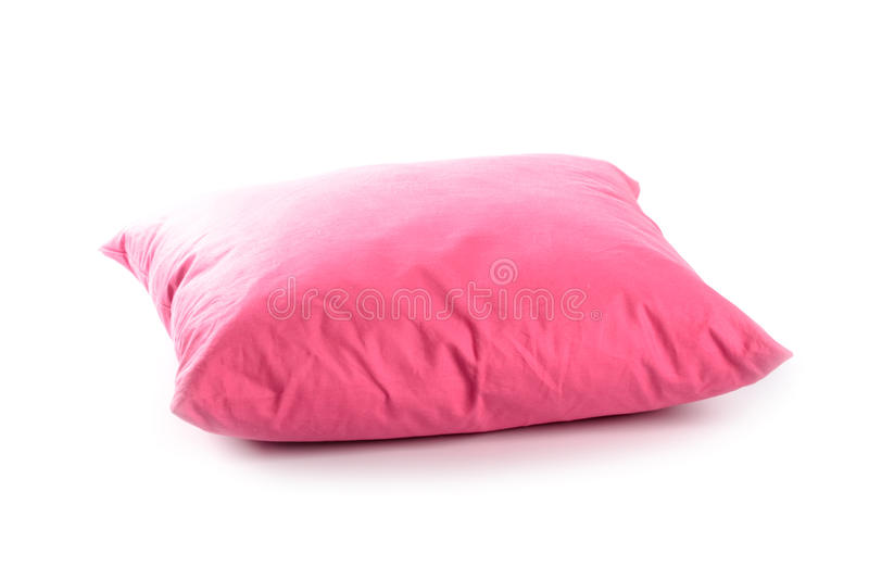 Download Pink pillow stock image. Image of shape, bedding, pillow - 15994543