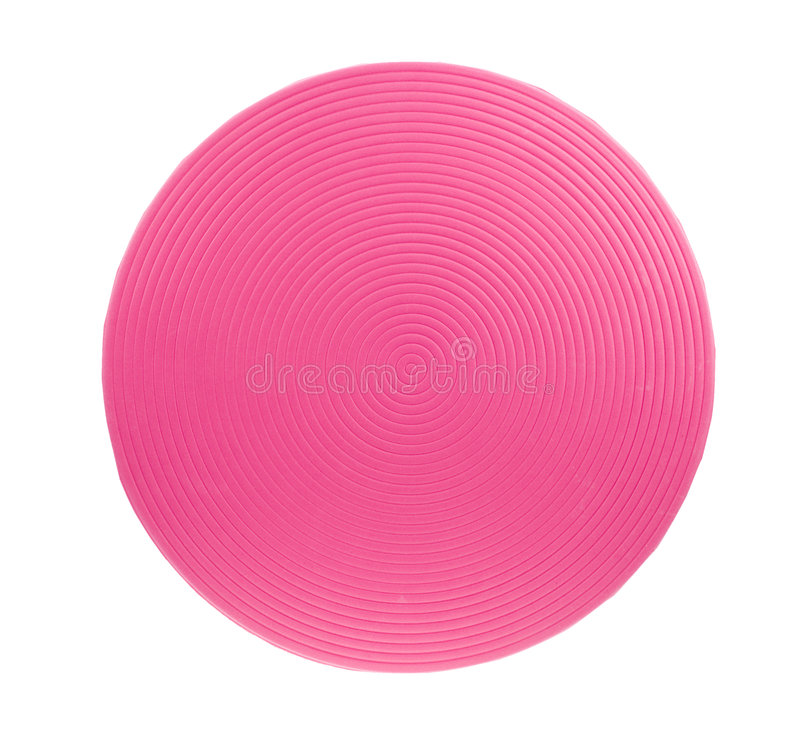 Pink Placemat Royalty Free Stock Image