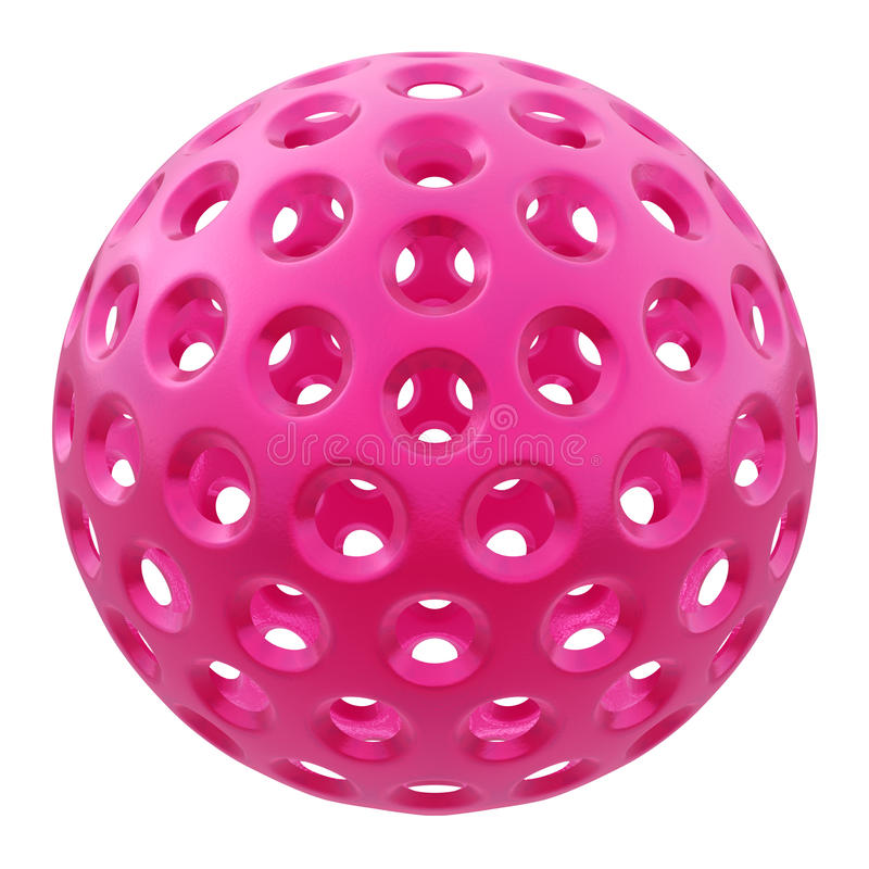 Download Pink Plastic Ball Royalty Free Stock Photos - Image: 27572008