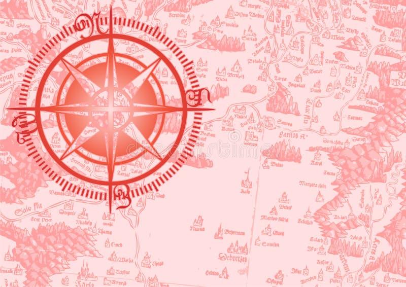 Pink plotting royalty free stock images