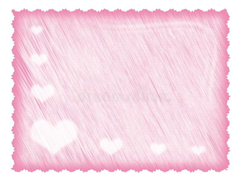 Pink pomance paper royalty free stock photos