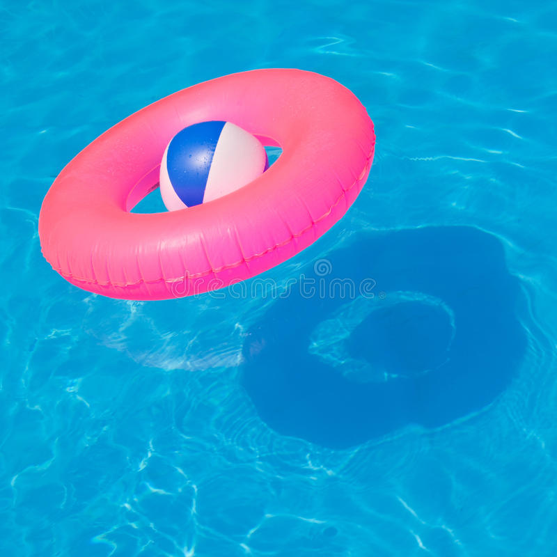 Pink Pool Float Royalty Free Stock Photos Image 33090428