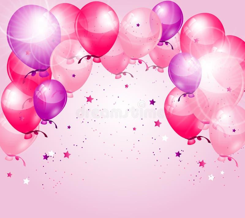 Birthday Pink Background Under Fontanacountryinn Com