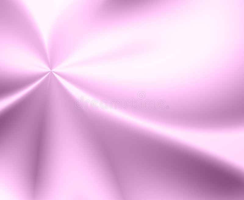 Pink purple burst background. Abstract design of smooth luxurious satin passionate pink purple with folds, creases, and light and shadow for depth royalty free illustration