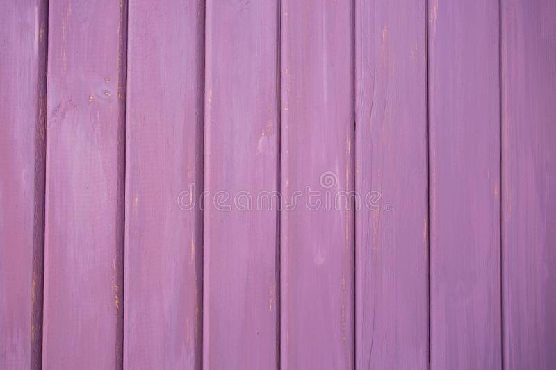 Pink/Purple Real Wood Texture Background stock photos