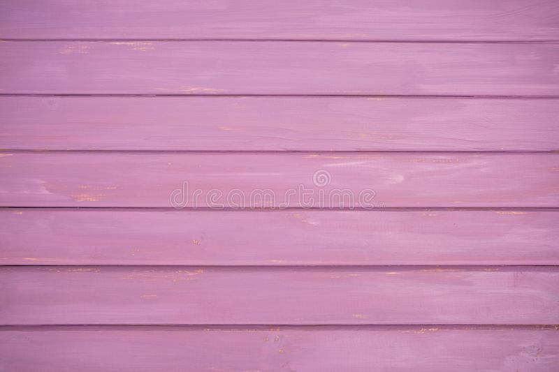 Pink/Purple Real Wood Texture Background stock images