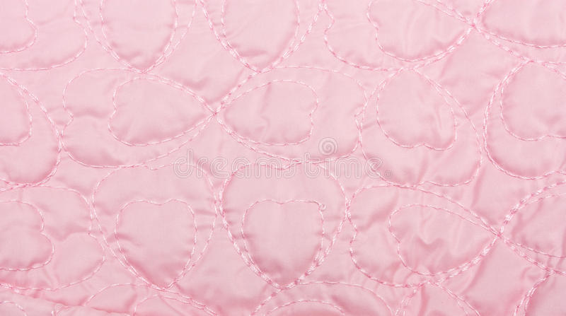 Download Pink Quilt background stock image. Image of texture, frame - 15696265