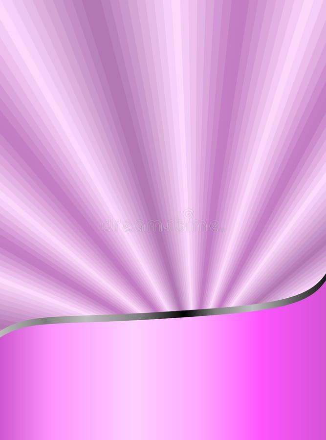 Download Pink Radiance stock illustration. Image of commercial - 12683441