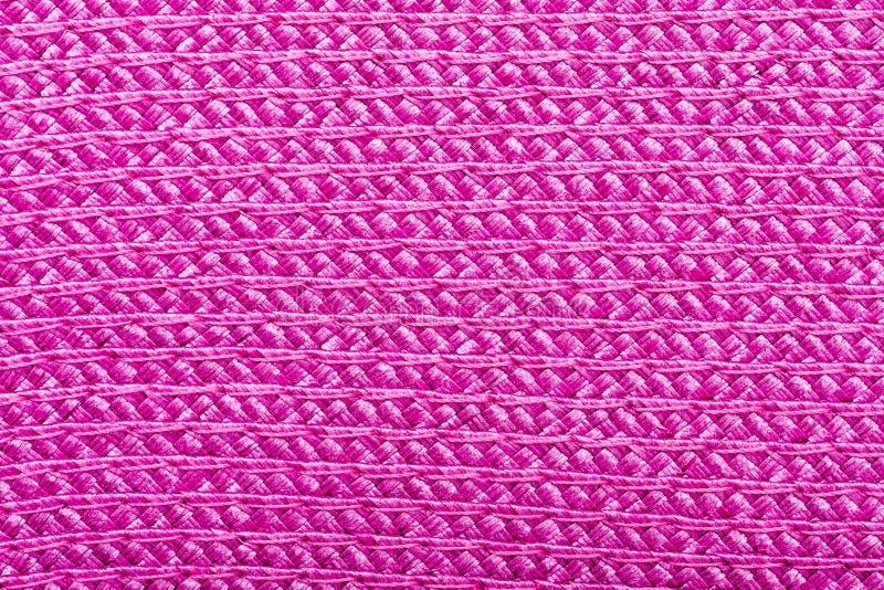 Pink Raffia stock photos