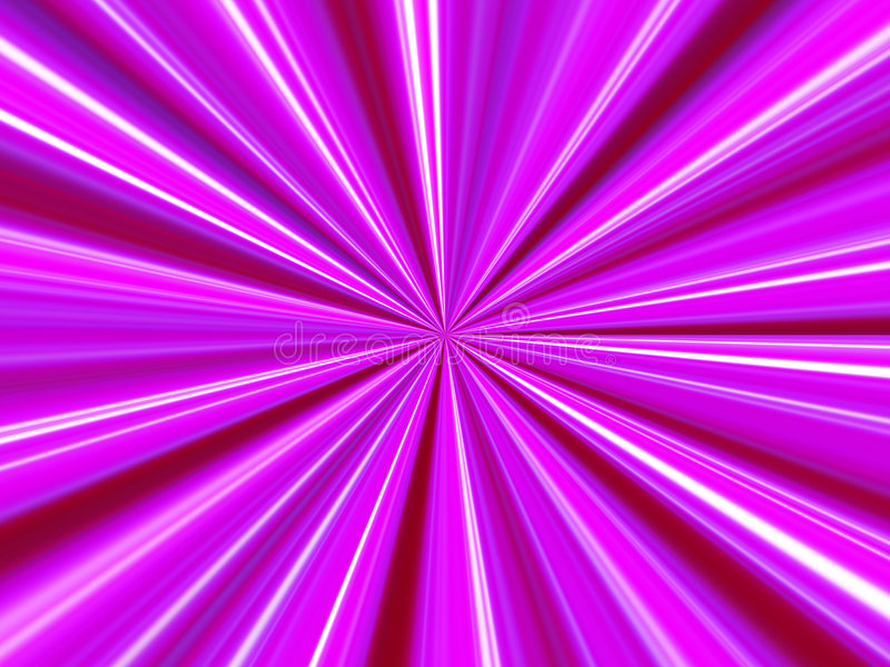 Pink Ray Background Royalty Free Stock Image