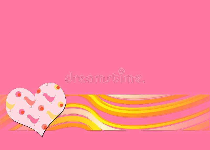 Download Pink retro background stock image. Image of retro, vintage - 24822359