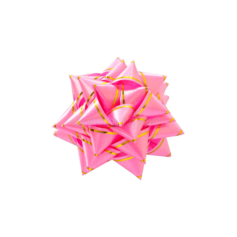 Download Pink ribbon stock photo. Image of package, satin, design - 22740004