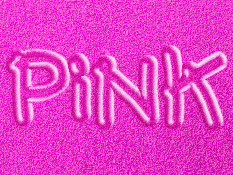 Download Pink Sand And Inlay - Fluo Effect Stock Photo - Image: 36709064