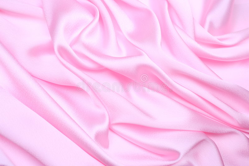 Pink Satin Background Royalty Free Stock Photo Image