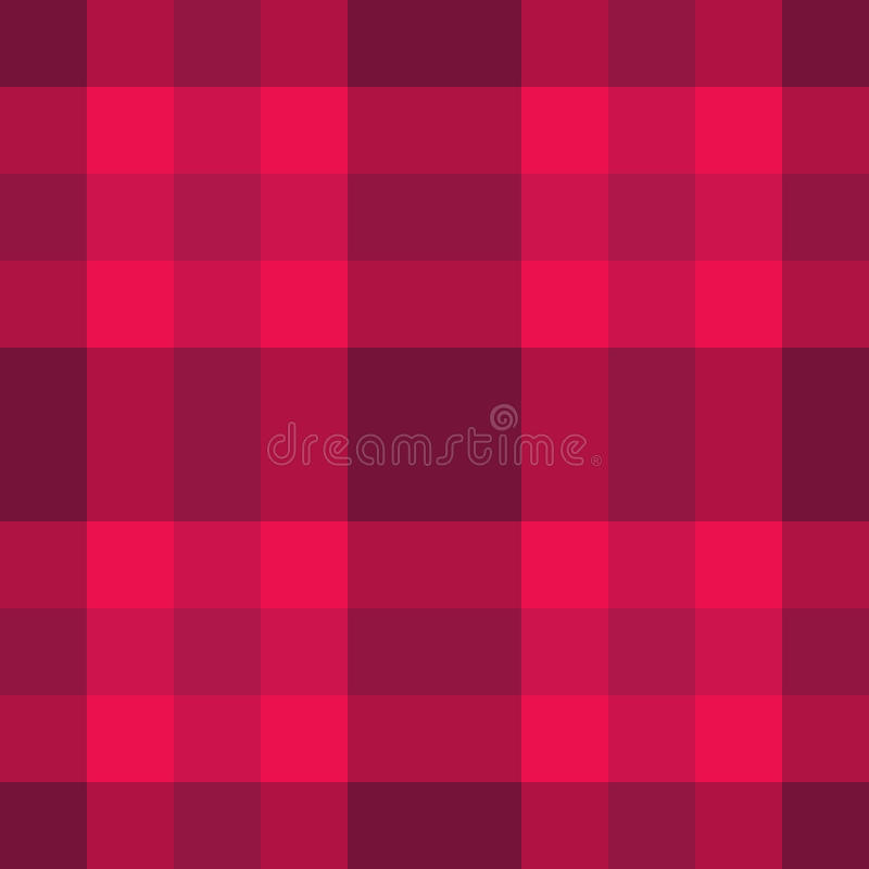 Pink scottish pattern