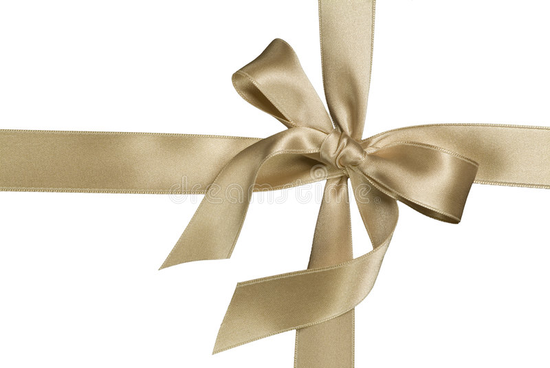 Download Pink silk ribbon stock image. Image of gift, luxury, close - 2539673